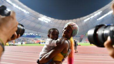 صورة أولمبياد طوكيو-ألعاب قوى: فريزر-برايس من الفقر الى العالمية