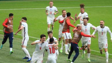 صورة سلاح إنجلترا للفوز بلقب يورو 2020