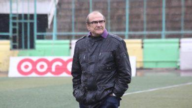 صورة وفاة المدرب الجزائري نور الدين سعدي