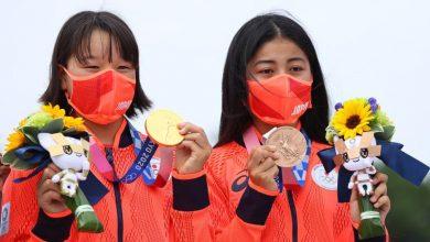 صورة اليابانية نيشيا تحرز ذهبية التزلج على الألواح