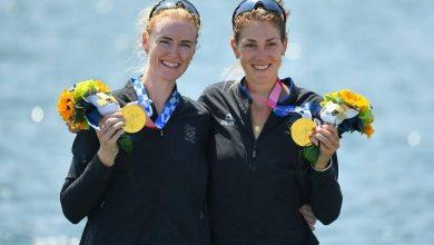 صورة أولمبياد طوكيو: نيوزيلندا تحرز ذهبية في التجديف