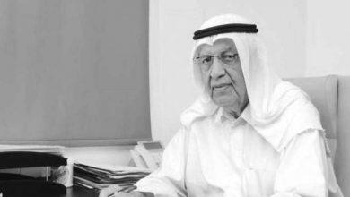 صورة وفاة خالد الصانع رئيس نادي كاظمة الكويتي الأسبق