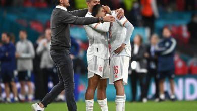 صورة ما الذي كان ينقص اسبانيا لتفوز على ايطاليا!