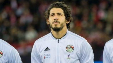 صورة مصر ضد البرازيل.. أحمد حجازي على أعتاب رقم قياسي أولمبي