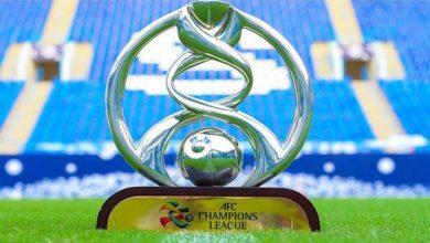 صورة إعلان مواعيد المباريات المتبقية من دوري أبطال آسيا 2021