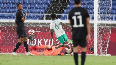 صورة شاهد فيديو اهداف مباراة السعودية والمانيا في اولمبياد طوكيو 2020.. ثنائية النجعي لا تكفي