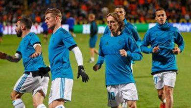 صورة يوفنتوس يخطط لاستغلال وضع ريال مدريد وخطف نجم وسطه