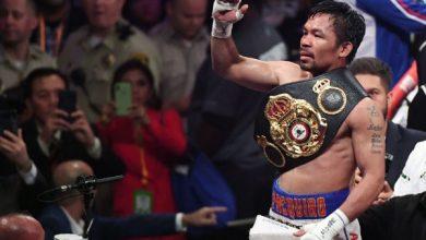 صورة الأسطورة الفلبيني باكياو يعلن اعتزاله الملاكمة