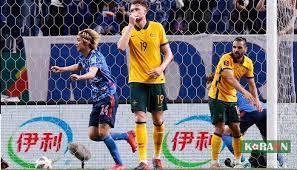 صورة اليابان تفوز على أستراليا في تصفيات آسيا المؤهلة إلى مونديال قطر