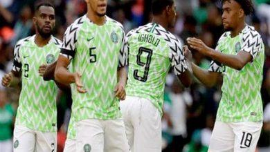 صورة منتخب أفريقيا الوسطى يفجر مفاجأة من العيار الثقيل بهزيمة نيجيريا بتصفيات كأس العالم