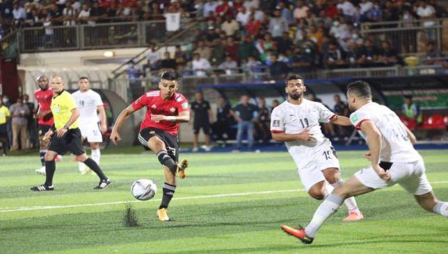 """منتخب-مصر-يضرب-ليبيا-بـ""""الثلاثة""""-ويغرد-بصدارة-تصفيات-المونديال"""