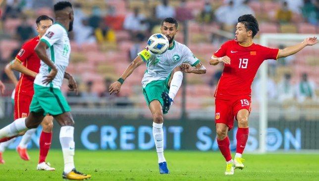 فيديو-ملخص-مباراة-المنتخب-السعودي-والصين-في-تصفيات-كأس-العالم-2022-مع-الأهداف