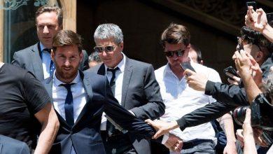 صورة مدرب ريال مدريد السابق: ميسي يمكنه اللعب حتى سن 38 عاماً
