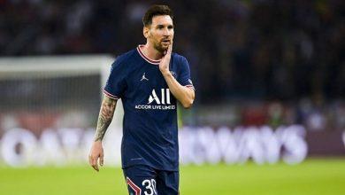 صورة أول تعليق من ميسي بعد الإعلان عن مباراة نجوم الهلال والنصر ضد باريس