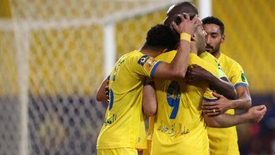 صورة أسطورة الاتحاد يساند النصر في معركته ضد الوحدة الإماراتي