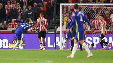 صورة تشيلسي ينتزع فوزاً صعباً على برينتفورد في الدوري الإنجليزي