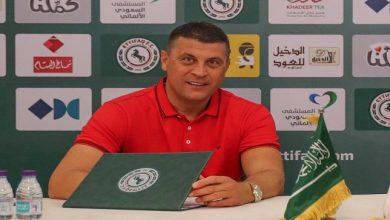صورة رسميًا.. الاتفاق يُعلن تعاقده مع المدرب الصربي ميلويفيتش