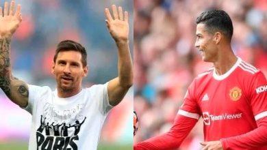 صورة كم هدف سجل رونالدو وميسي في الجولة الثالثة من دوري الأبطال؟