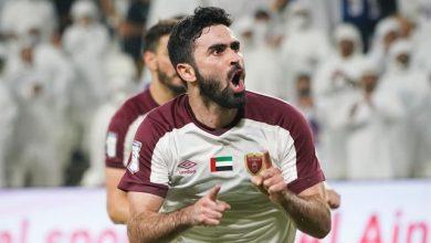 صورة عمر خربين يسخر من النصر بعد خسارته أمام الهلال.. فيديو