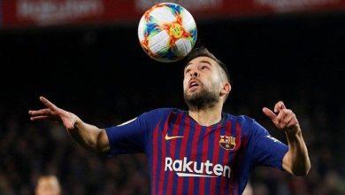 صورة حل وحيد أمام ألبا للمشاركة مع برشلونة في الكلاسيكو