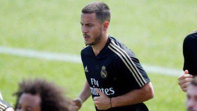 صورة هل يشارك هازارد مع ريال مدريد في الكلاسيكو؟