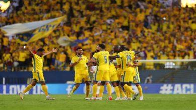 صورة ضربة جديدة.. الإصابة تفاجىء مدافع النصر قبل مواجهة الاتفاق