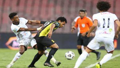 صورة وعد يُحفز لاعبي الاتحاد قبل مباراة الشباب