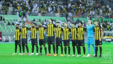 صورة تشكيلة الاتحاد السعودي في مباراة اليوم ضد الشباب