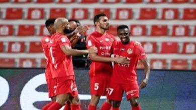 صورة شباب الأهلي يستفيق بفوز صعب أمام الجزيرة.. والنصر يقسو على الشارقة