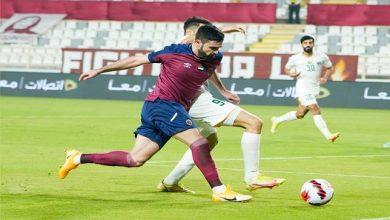 صورة خربين يسجل هدفًا مذهلاً في فوز الوحدة على الإمارات في دوري أدنوك (فيديو)