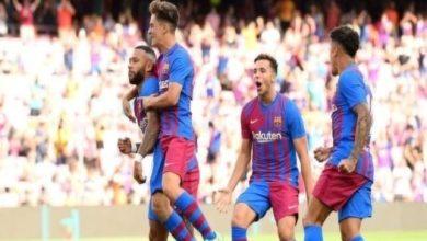 صورة إحصائية مذهلة لبرشلونة تثير تفاؤل الجماهير قبل مباراة فاييكانو