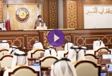 """صورة أمير دولة قطر: """"استضافة كأس العالم مناسبة كبرى لتعزيز مكانة قطر عالمياً"""""""