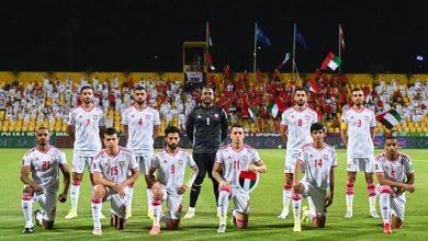صورة العراق يتعادل مع لبنان الإمارات تسقط أمام إيران
