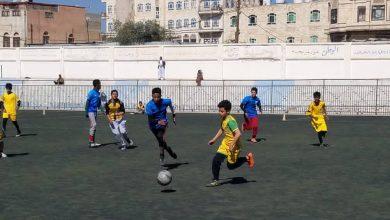 صورة 4 انتصارات في اليوم الافتتاحي لبطولة المدارس الاساسية بالامانة