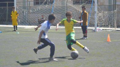 صورة منافسات بطولة المدارس الأساسية بالامانة تصل نصف النهائي